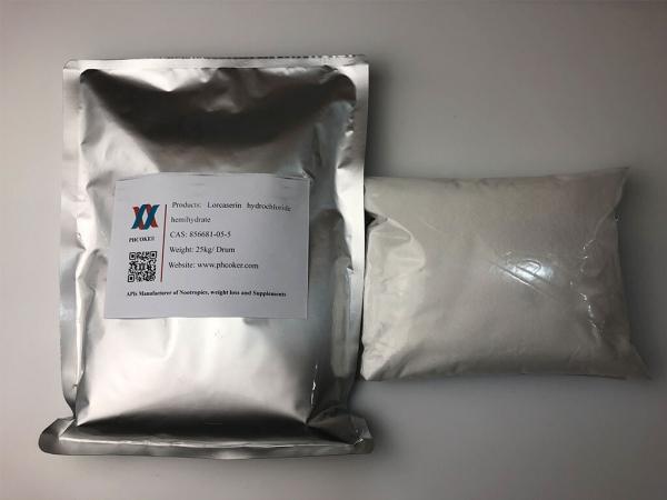 Lorcaserinhydrokloridhemihydrat 856681-05-5