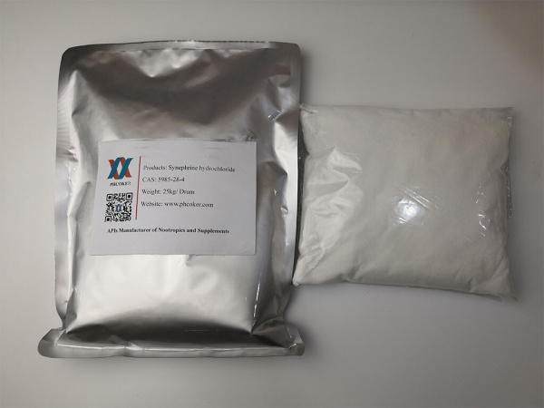 Synefrinhydroklorid 5985-28-4