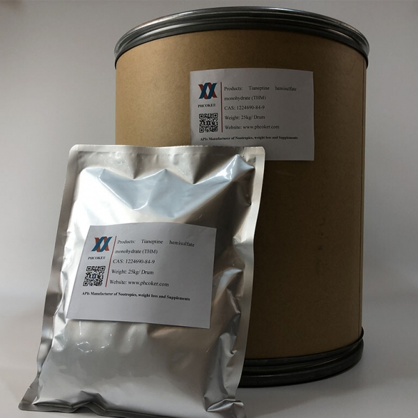 Tianeptine hemisulfate monohydrate (THM) 1224690-84-9