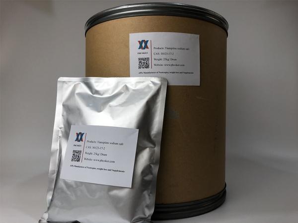 Uyah natrium Tianeptine 30123-17-2