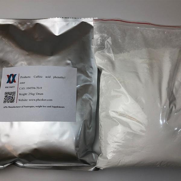 Ang caffeic acid phenethyl ester 104594-70-9
