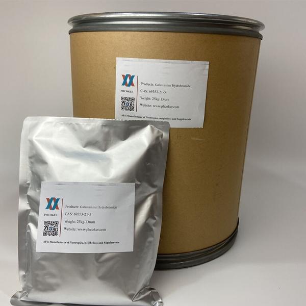 Galantamine Hydrobromide 69353-21-5