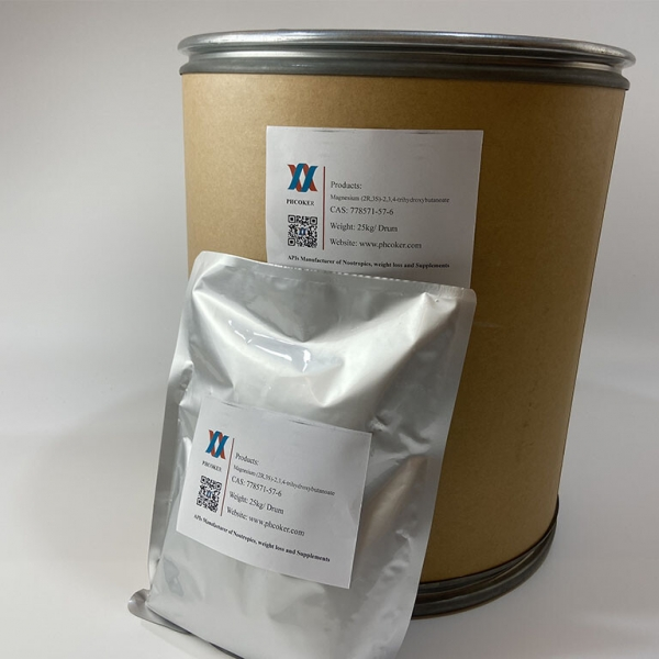 Magnesium (2R,3S)-2,3,4-trihydroxybutanoate 778571-57-6