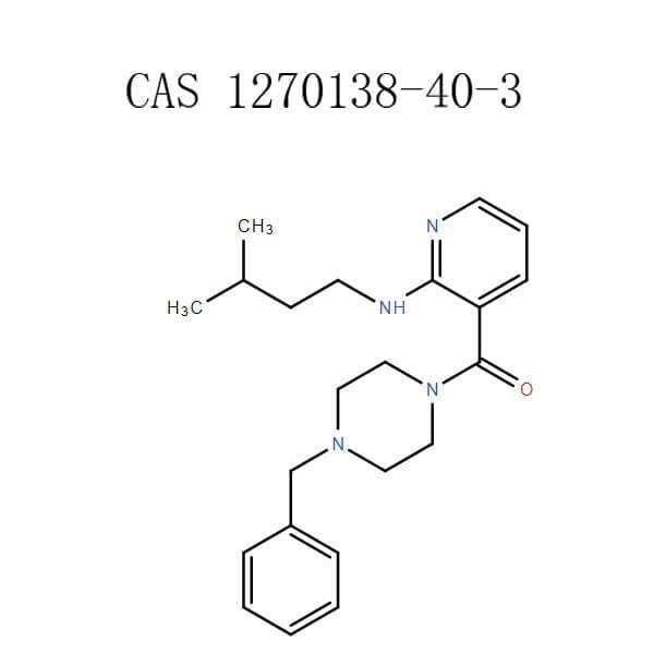 Mafuta a NSI-189 Base (1270138-40-3) Opanga - Phcoker Chemical