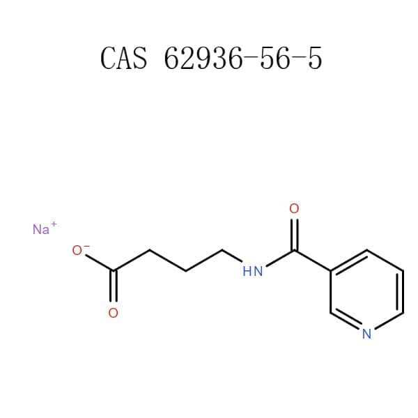 Mafuta akuluakulu a Pikamilone sodidi ufa (62936-56-5) Opanga - Phcoker Chemical