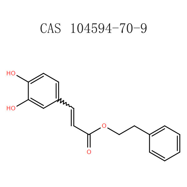 RAW CAFFEIC acid PHENETHYL ESTER POWDER (104594-70-9)