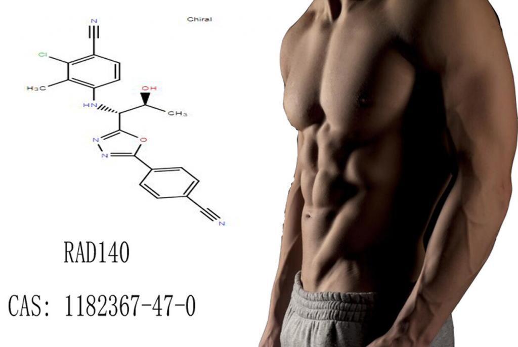 RAD140 (Testolone) მიმოხილვა და გამოყენება და რისკები