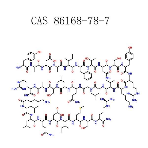 Raw Sermorelin powder (86168-78-7) Manufacturers - Phcoker