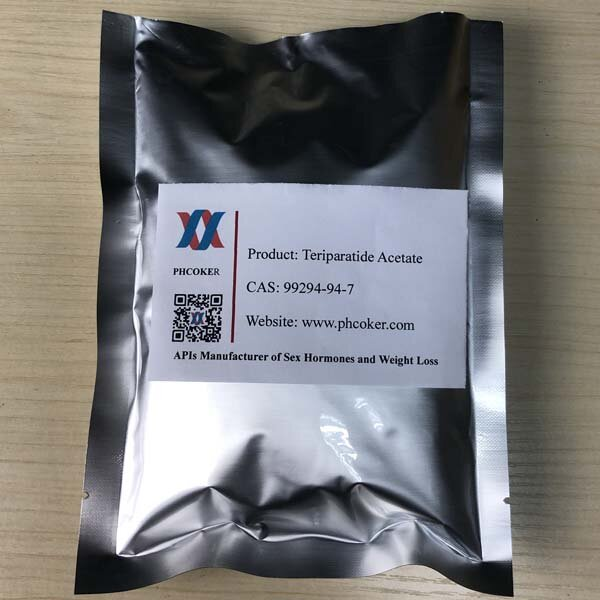 Raw Teriparatide Acetate powder (99294-94-7) Manufacturers - Phcoker Chemical