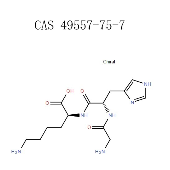 Trab tat-trab tar-ram peptide tar-ram (GHK-Cu) (49557-75-7) Manifatturi - Phcoker Chemical