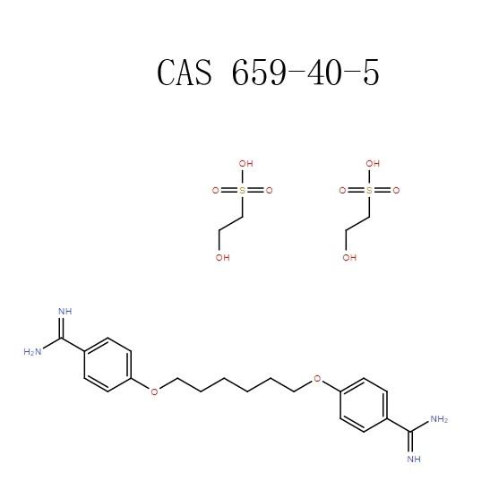 Hexamidine Diisethionate Powder (659-40-5) Manufacturers - Phcoker