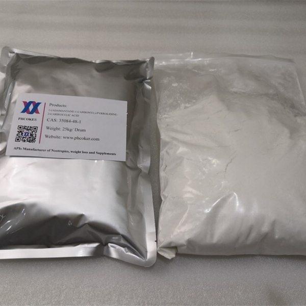1-(ADAMANTANE-1-CARBONYL)-PYRROLIDINE-2-CARBOXYLIC ACID (35084-48-1)