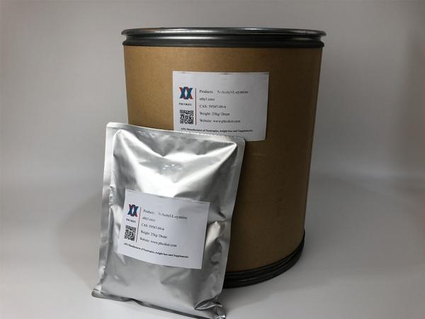 N-Ацетил-L-цистеин этил эфири 59587-09-6