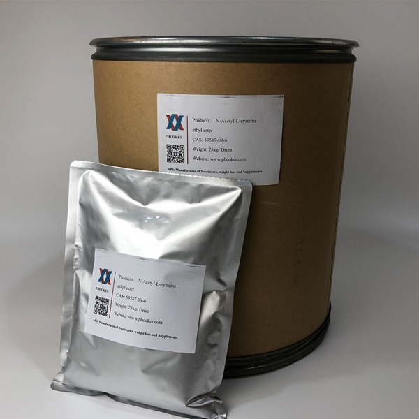 N-Aċetil-L-cysteine etil eter 59587-09-6