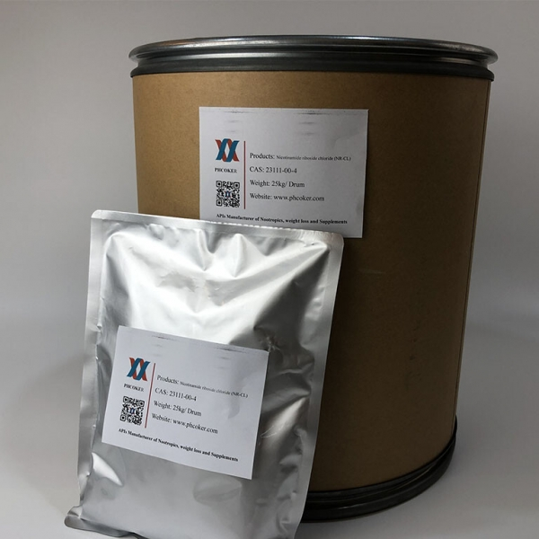 ნიკოტინამიდის რიბოზიდის ქლორიდი 23111-00-4