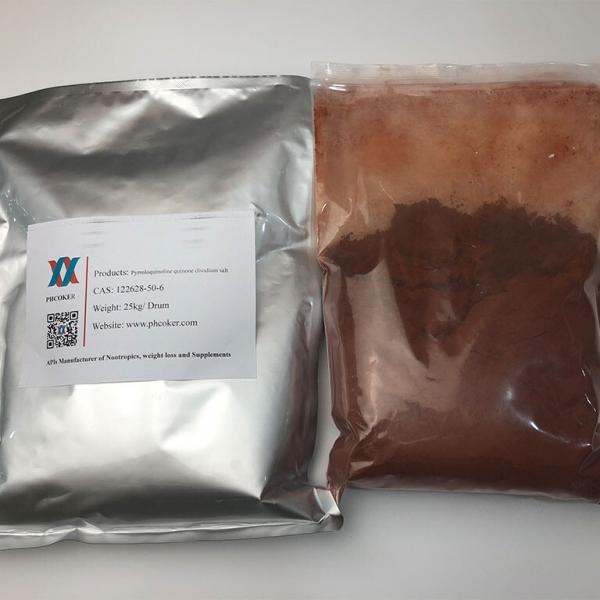 ເກືອ Pyrroloquinoline quinone disodium 122628-50-6