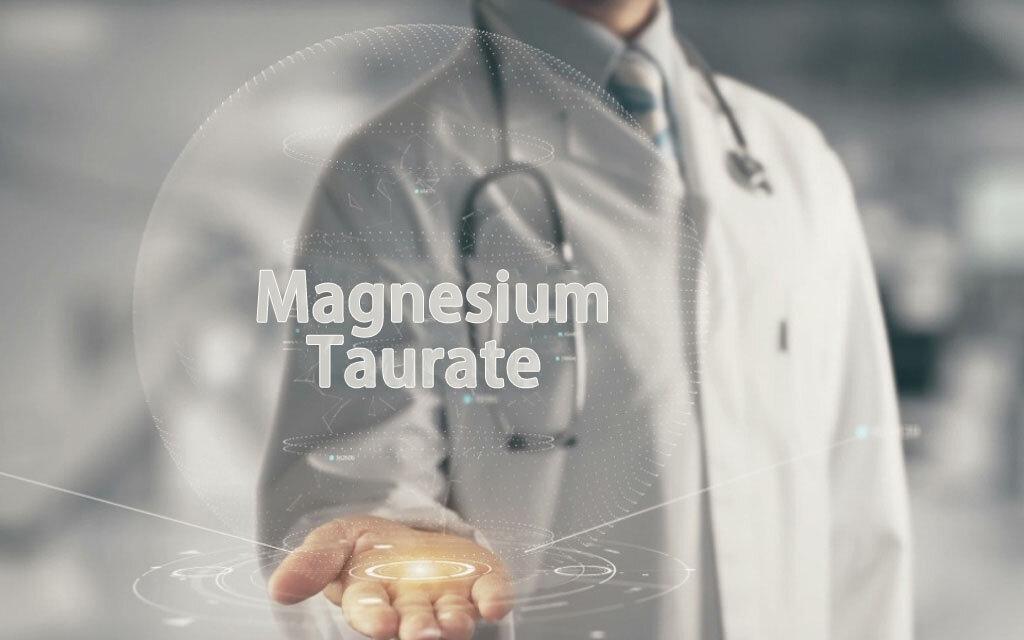 Magnesium Taurate- ປ້າຍໂຄສະນາ